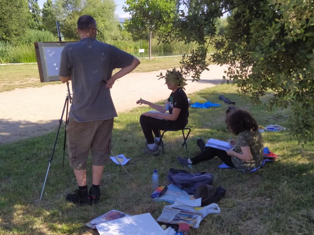 Pintura al aire libre Img-2088