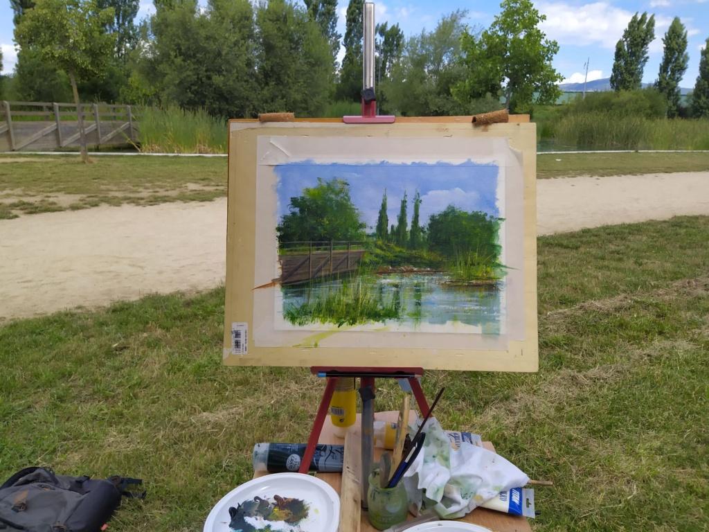 Pintura al aire libre Img-2090