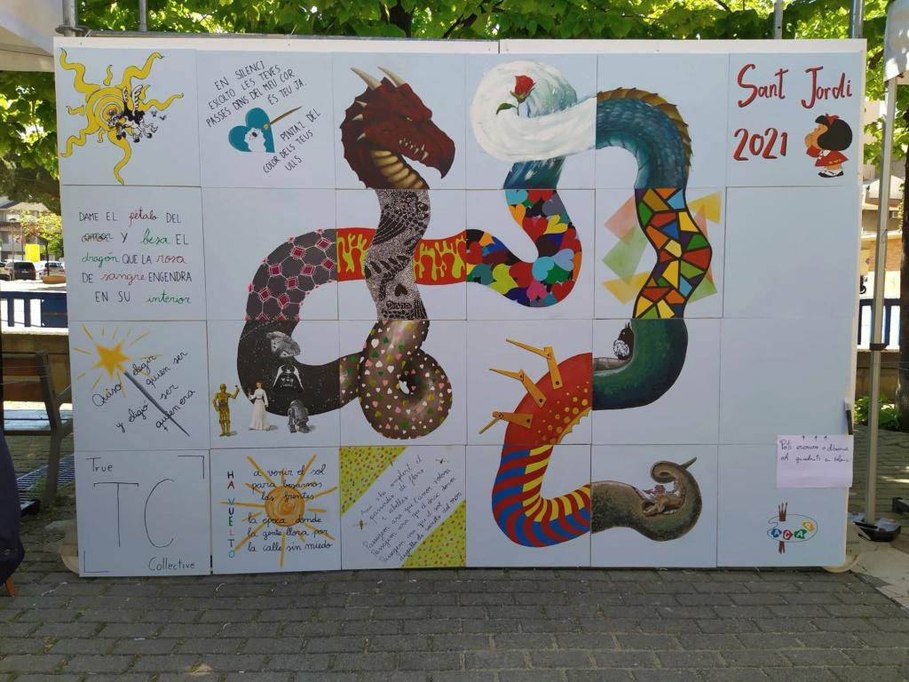 True Collective y ACAP en Sant Jordi 2021 Img-2108