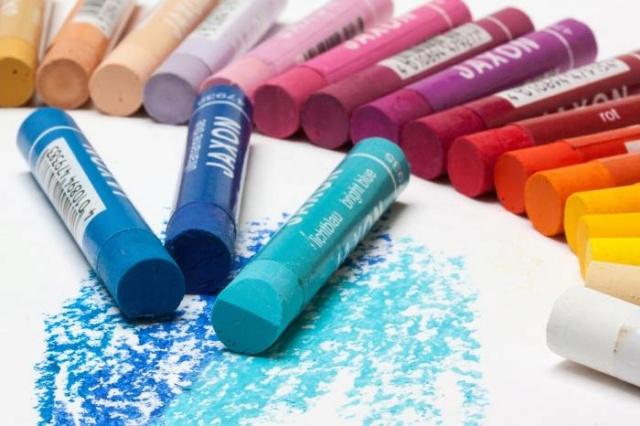 Pintando con Pasteles Pastel10