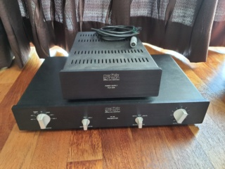 Mark Levinson 28 Preamplifier With PLS-228 Power Supply 20200713