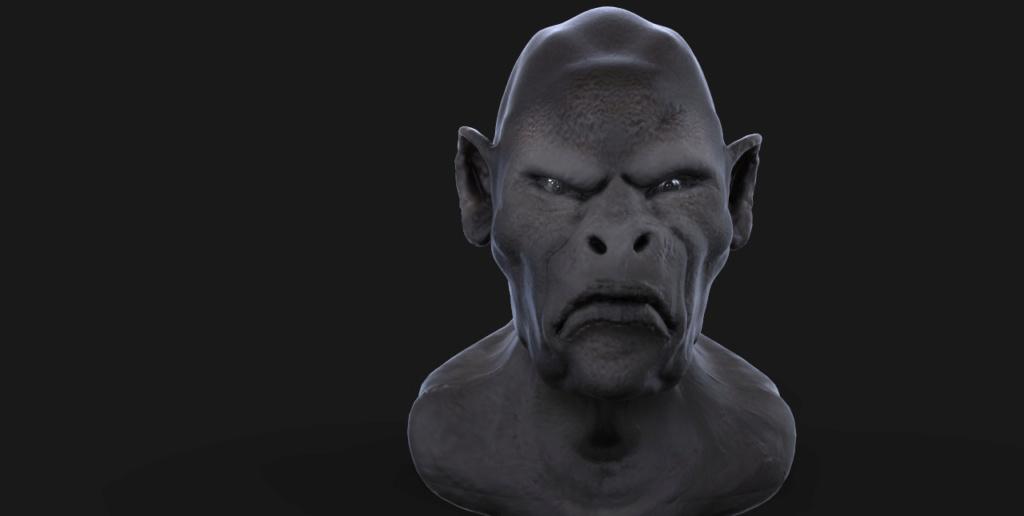 Meshmolder 2.1 in development Gorill10