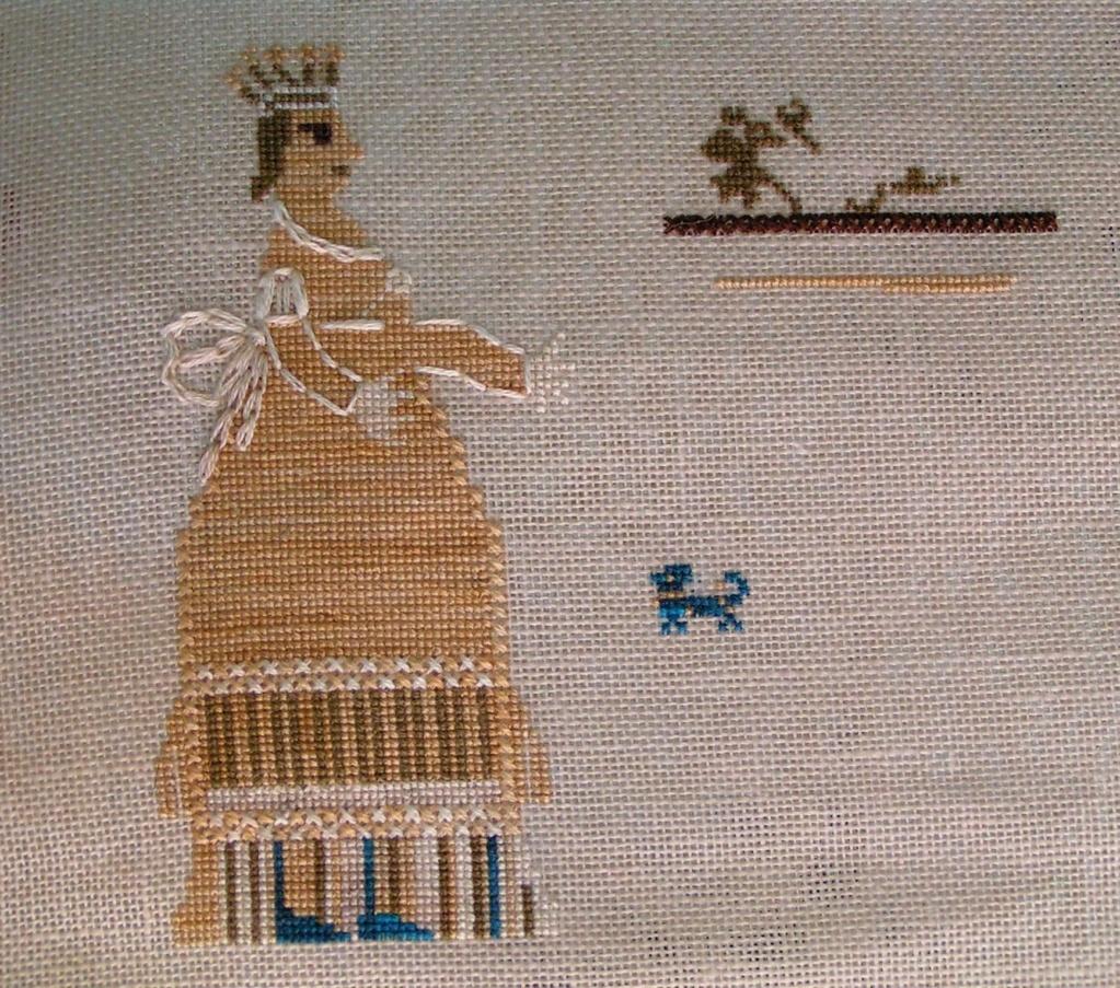 "SAL Moïse ou Moses: ""Mary Knowles 1824"" de GigiR 05-05-12"