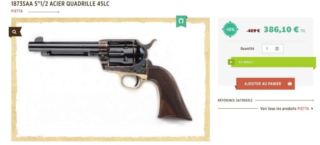 Réplique moderne Colt SAA, que choisir ? Captur10