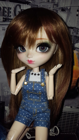 [V]Pullips FC Lydia, FC by Nina's Doll [16-07]JE VENDS TOUT! 20190732