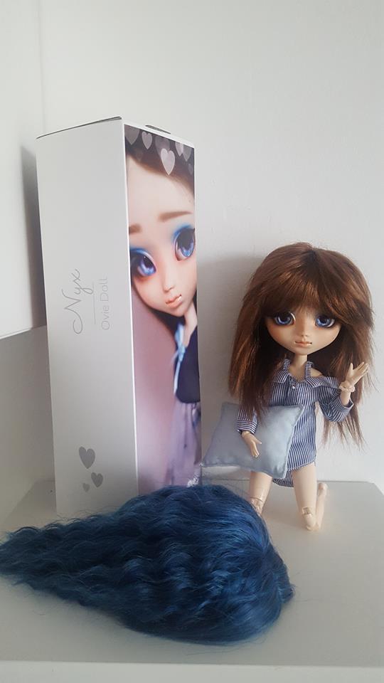 [V]Pullip FC Ovie, Nina's Doll, Polka, Lydia[07-04] 55780610
