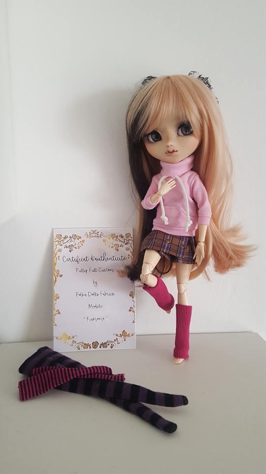 [V]Pullip FC Ovie, Nina's Doll, Polka, Lydia[07-04] 56290910