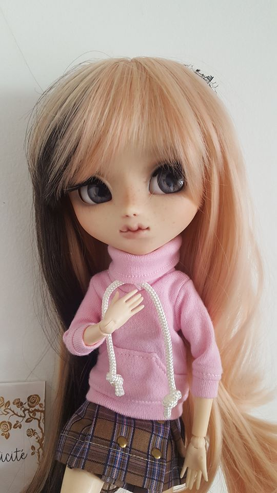 [V]Pullip FC Ovie, Nina's Doll, Polka, Lydia[07-04] 56367210