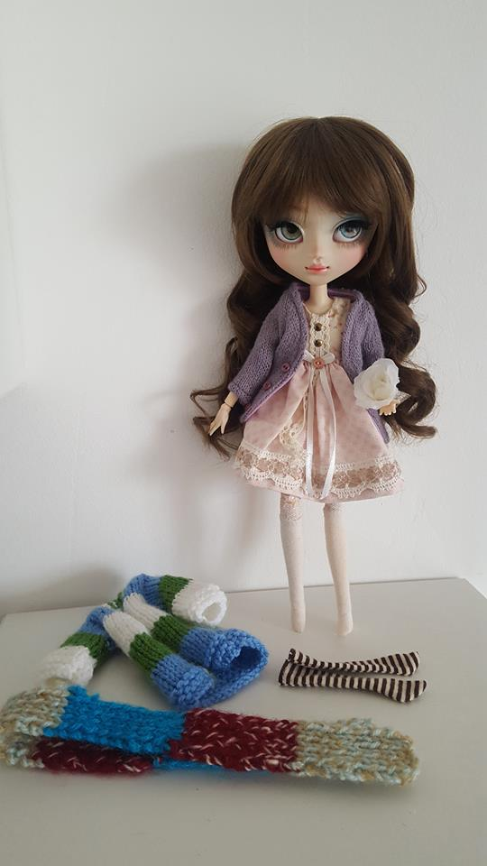 [V]Pullips FC Lydia, FC by Nina's Doll [16-07]JE VENDS TOUT! 56564510