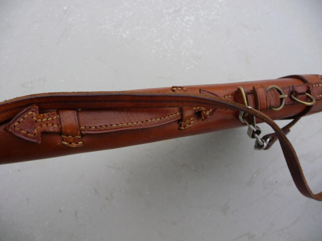 Etui cuir pour fusil P1190778