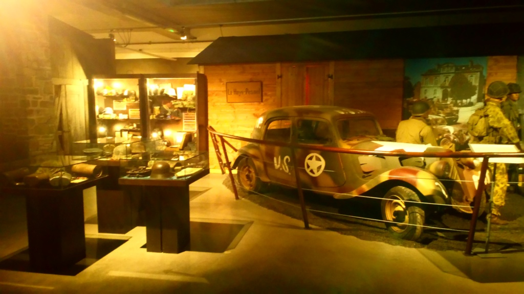 Normandy victory museum de Catz.  Dsc_0714
