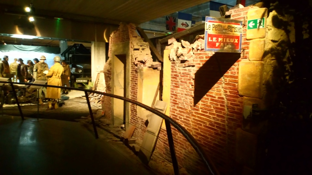Normandy victory museum de Catz.  Dsc_0718