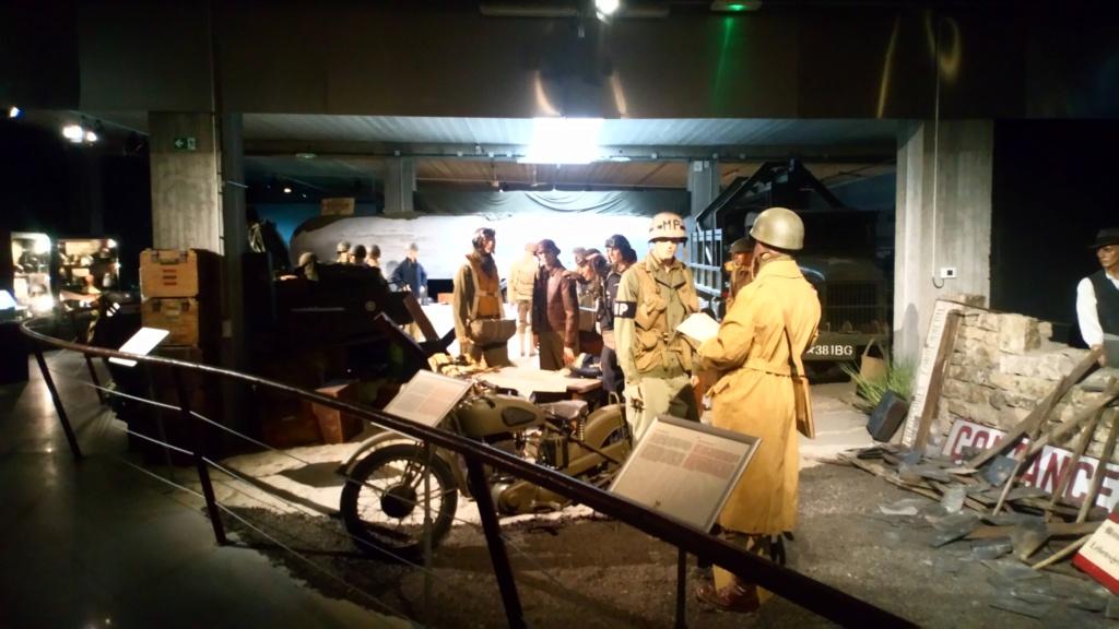 Normandy victory museum de Catz.  Dsc_0719