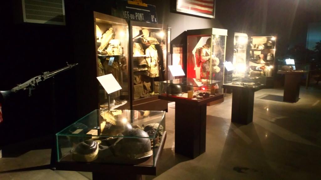 Normandy victory museum de Catz.  Dsc_0721