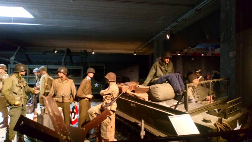 Normandy victory museum de Catz.  Dsc_0722