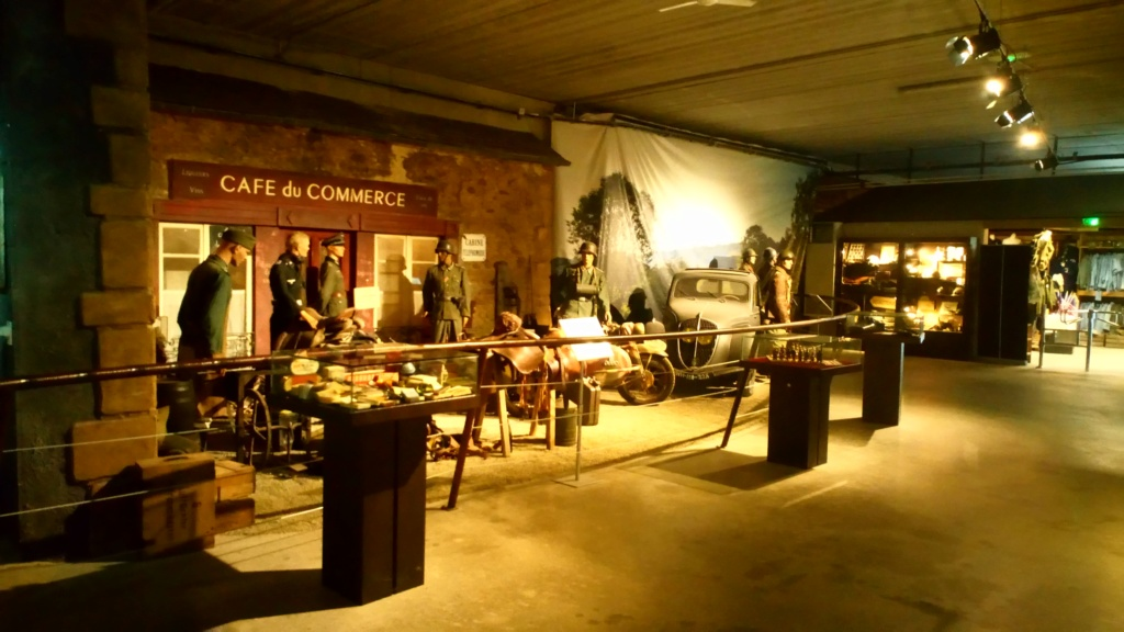 Normandy victory museum de Catz.  Dsc_0725