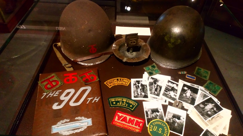 Normandy victory museum de Catz.  Dsc_0726