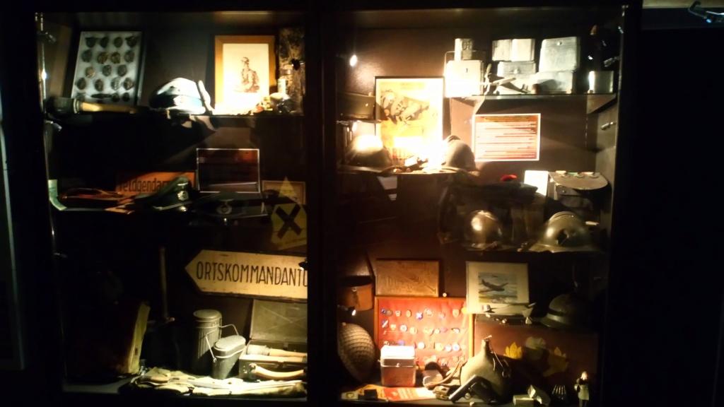 Normandy victory museum de Catz.  Dsc_0728