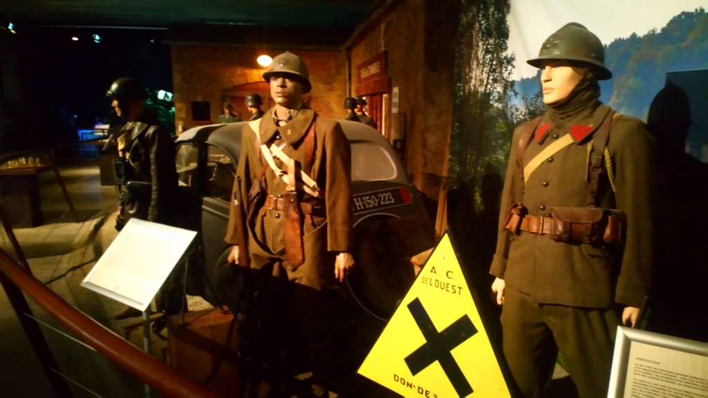 Normandy victory museum de Catz.  Dsc_0729