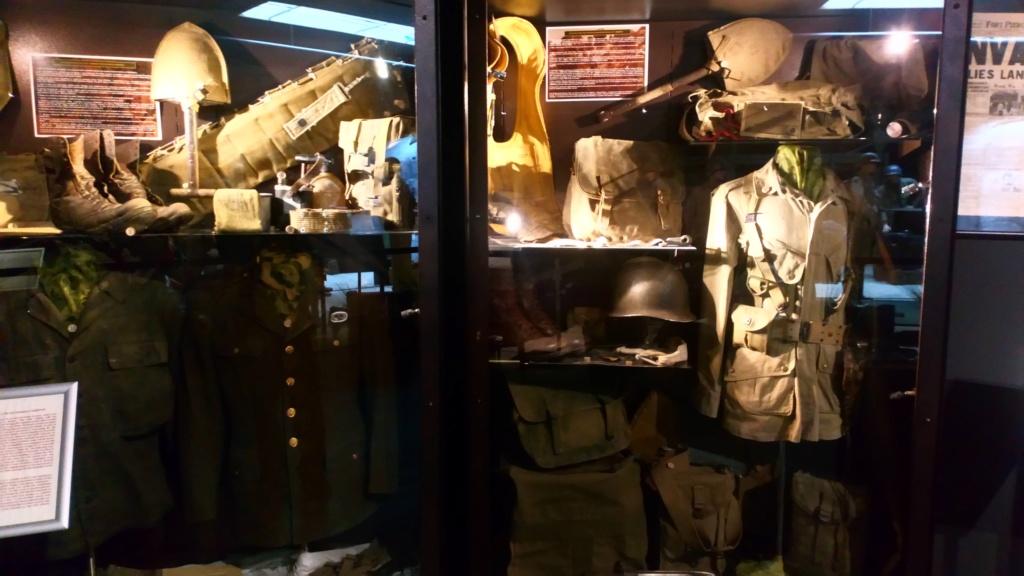 Normandy victory museum de Catz.  Dsc_0739