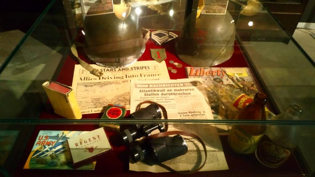 Normandy victory museum de Catz.  Dsc_0740