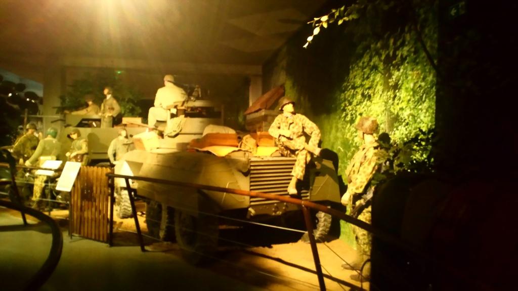 Normandy victory museum de Catz.  Dsc_0744