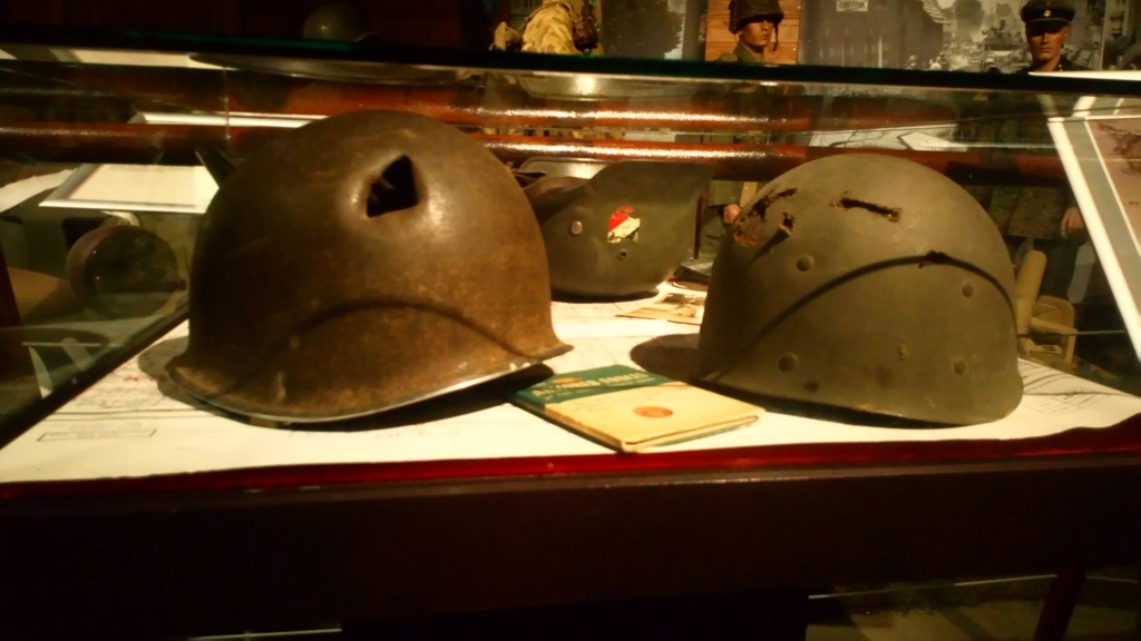 Normandy victory museum de Catz.  Dsc_0747