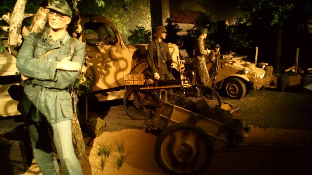 Normandy victory museum de Catz.  Dsc_0750