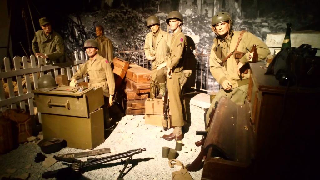 Normandy victory museum de Catz.  Dsc_0752