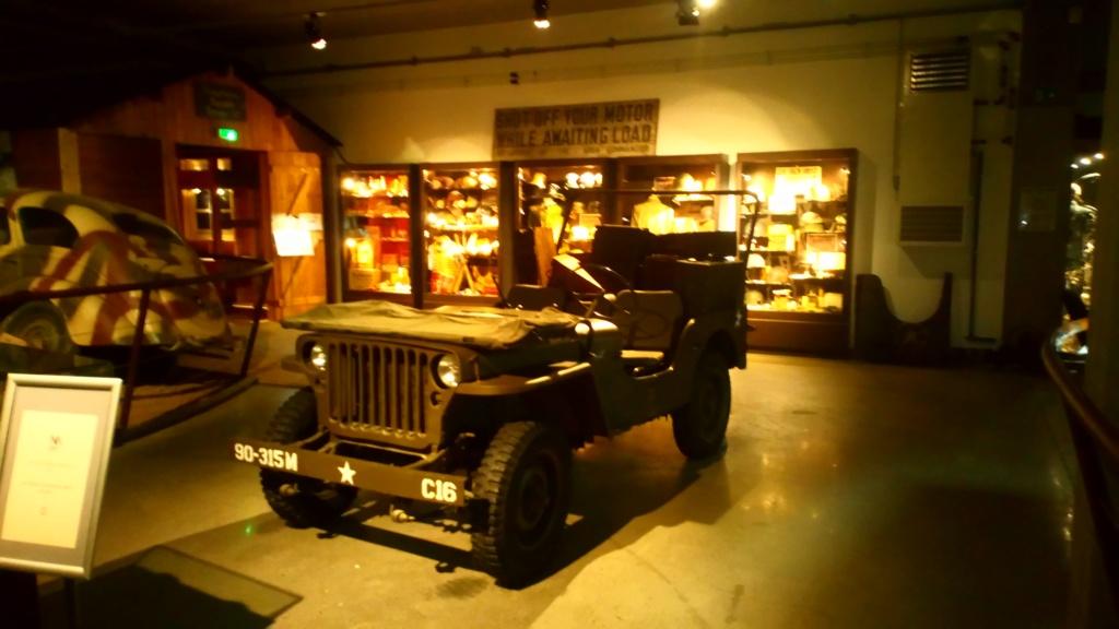 Normandy victory museum de Catz.  Dsc_0753