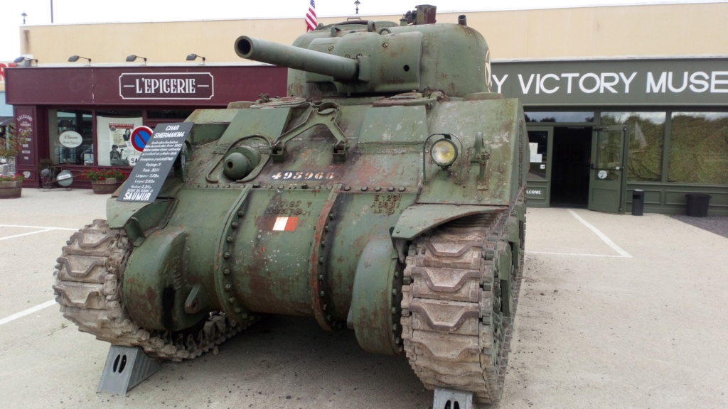 Normandy victory museum de Catz.  Dsc_0810