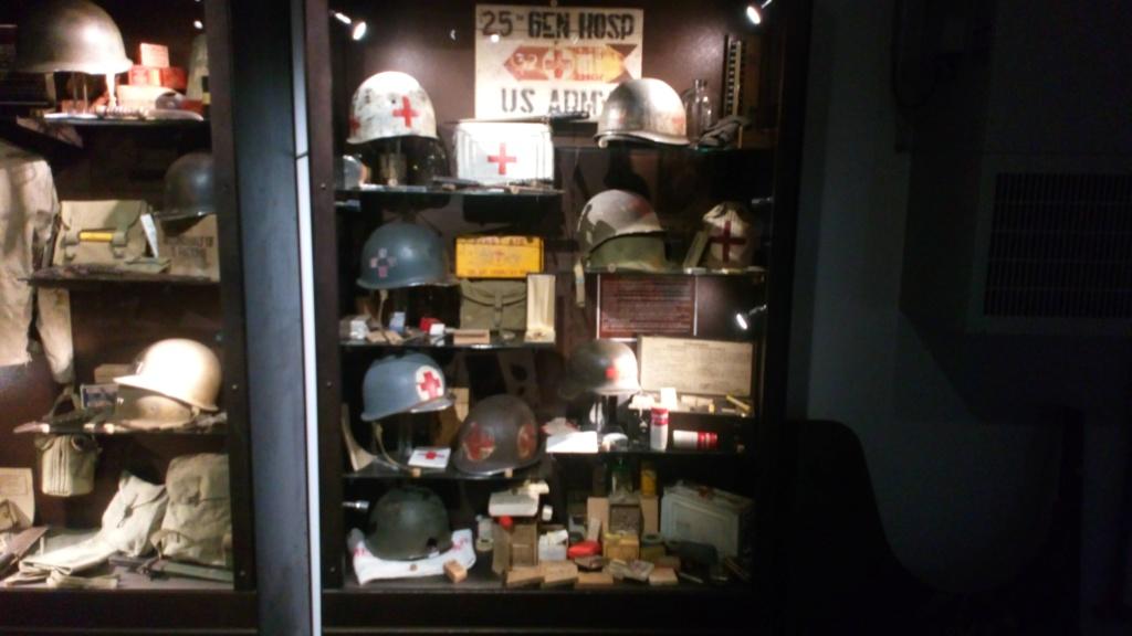 Normandy victory museum de Catz.  Dsc_0813