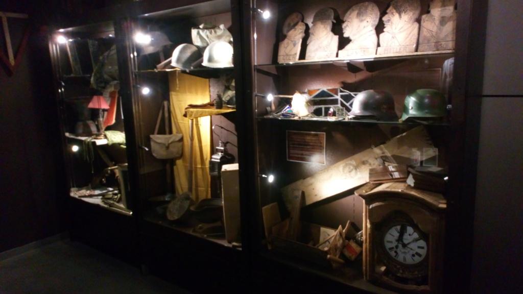 Normandy victory museum de Catz.  Dsc_0828