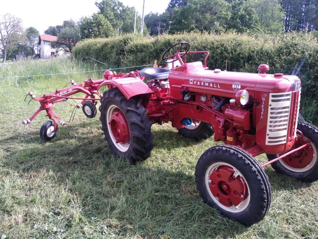TRACTEUR - nouveau tracteur...IH 137 Img_2057