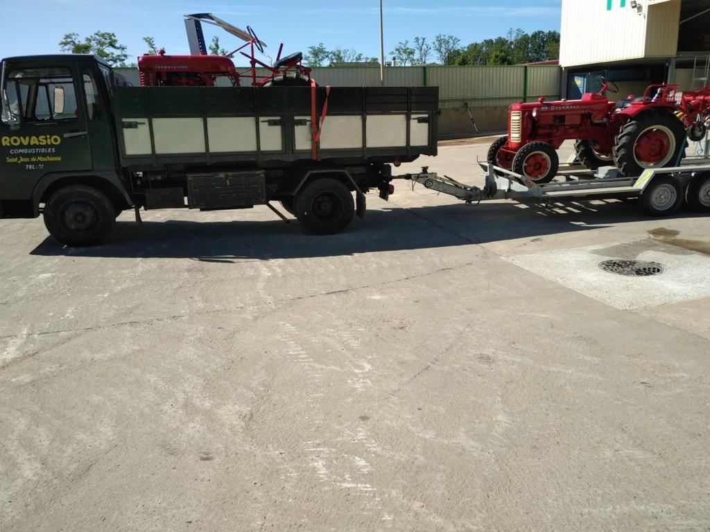TRACTEUR - nouveau tracteur...IH 137 Img_2059