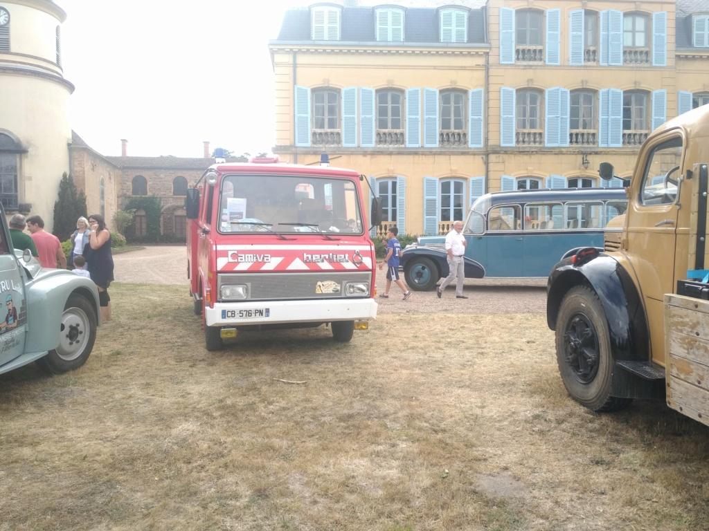 42 - PARIGNY (à côté de Roane) expo cars, camions... Img_2083