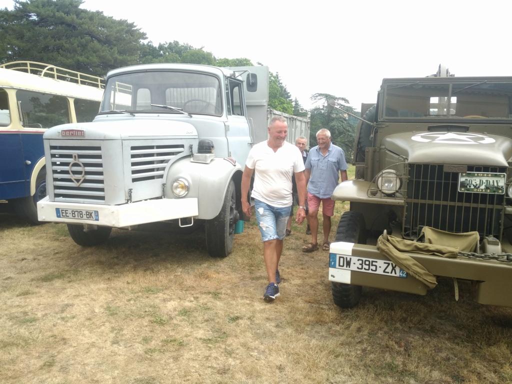 42 - PARIGNY (à côté de Roane) expo cars, camions... Img_2085