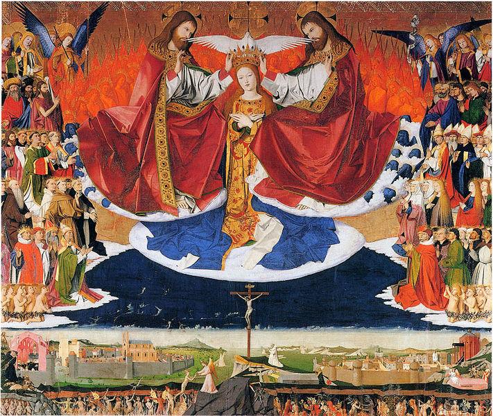Marie, mère du Christ - Page 3 Enguer10
