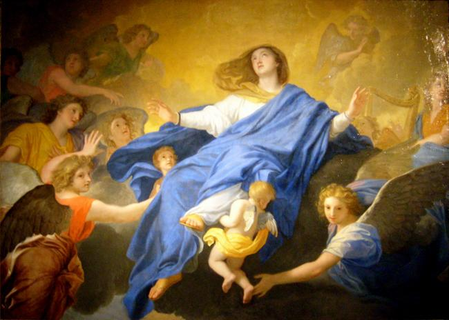 Marie, mère du Christ - Page 3 Le-bru10