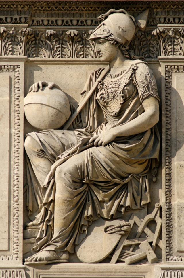 La Femme dans l'Histoire. Relief10