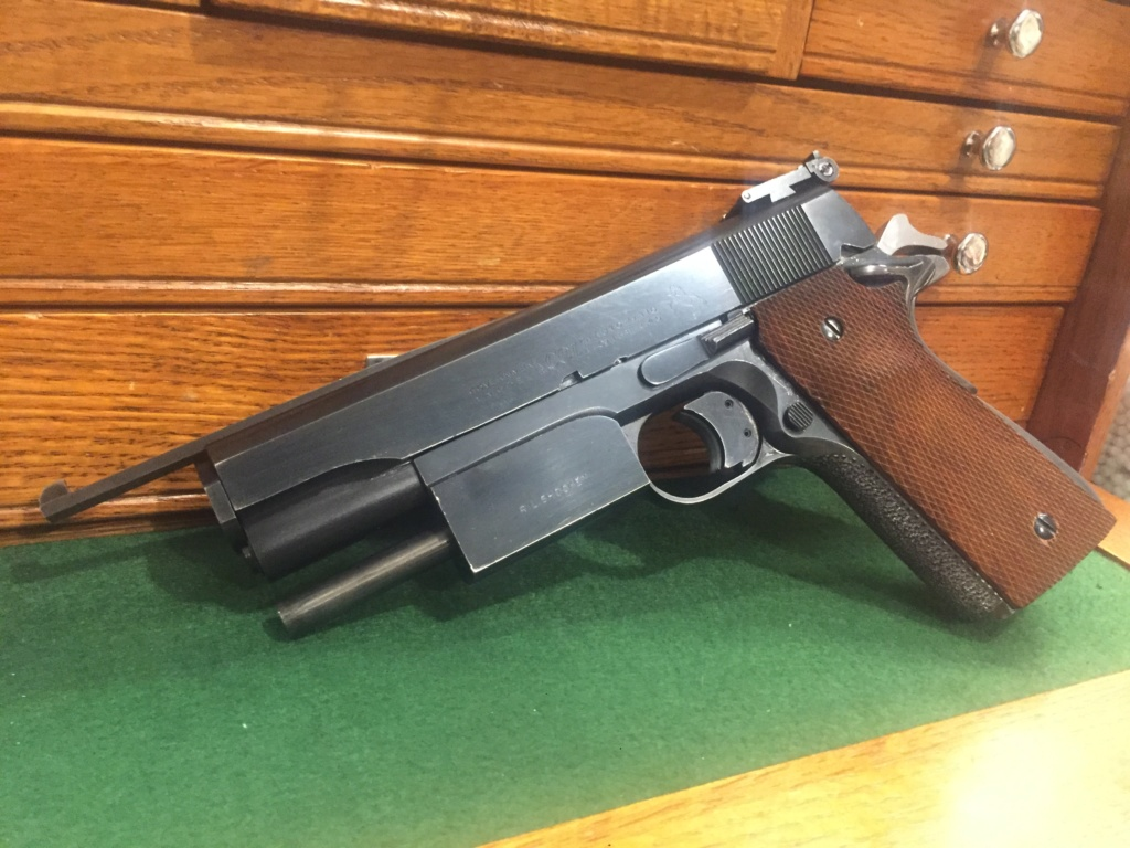 """SOLD 1961 Colt RL Shockey """"Deluxe Custom"""" now $1600 0ab12d10"""