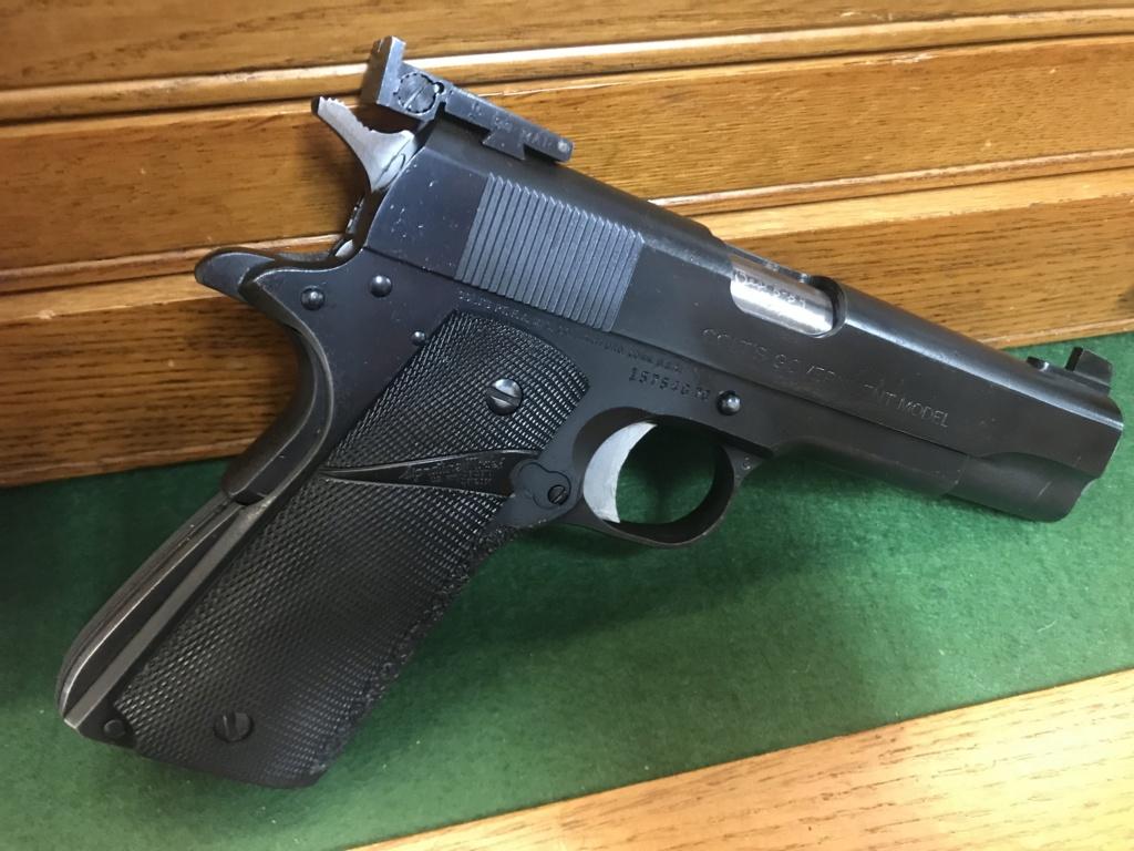 *sold* Jackie best Colt 1911 series 70 Hardball gun $1400 shipped 188eaa10