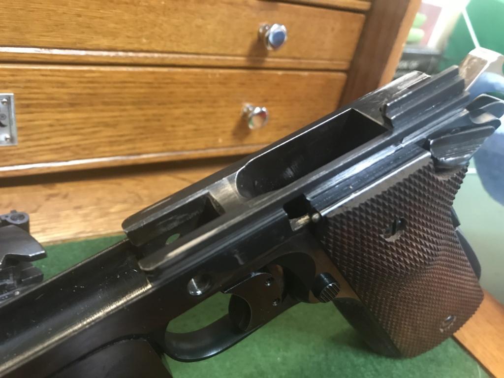 """SOLD 1961 Colt RL Shockey """"Deluxe Custom"""" now $1600 23762e10"""
