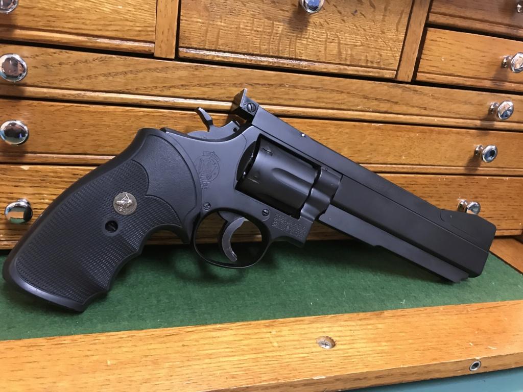 SPF- Bill Davis S&W 10-6 PPC Revolver $1000 shipped 62272e10
