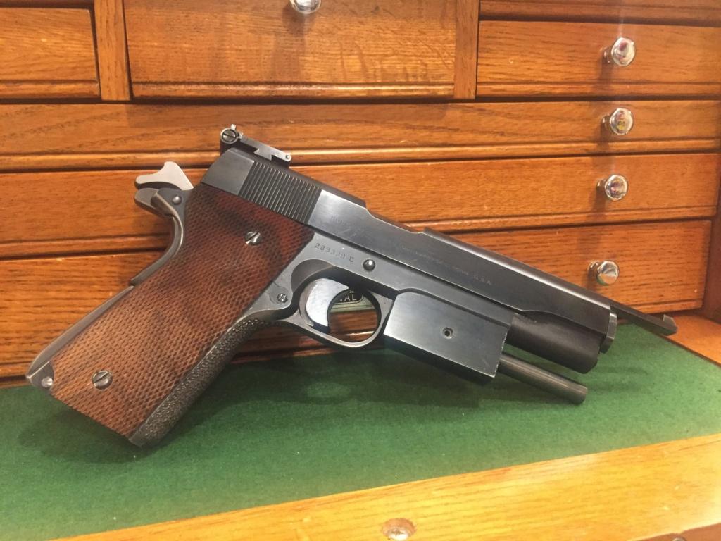 """SOLD 1961 Colt RL Shockey """"Deluxe Custom"""" now $1600 6c84d610"""