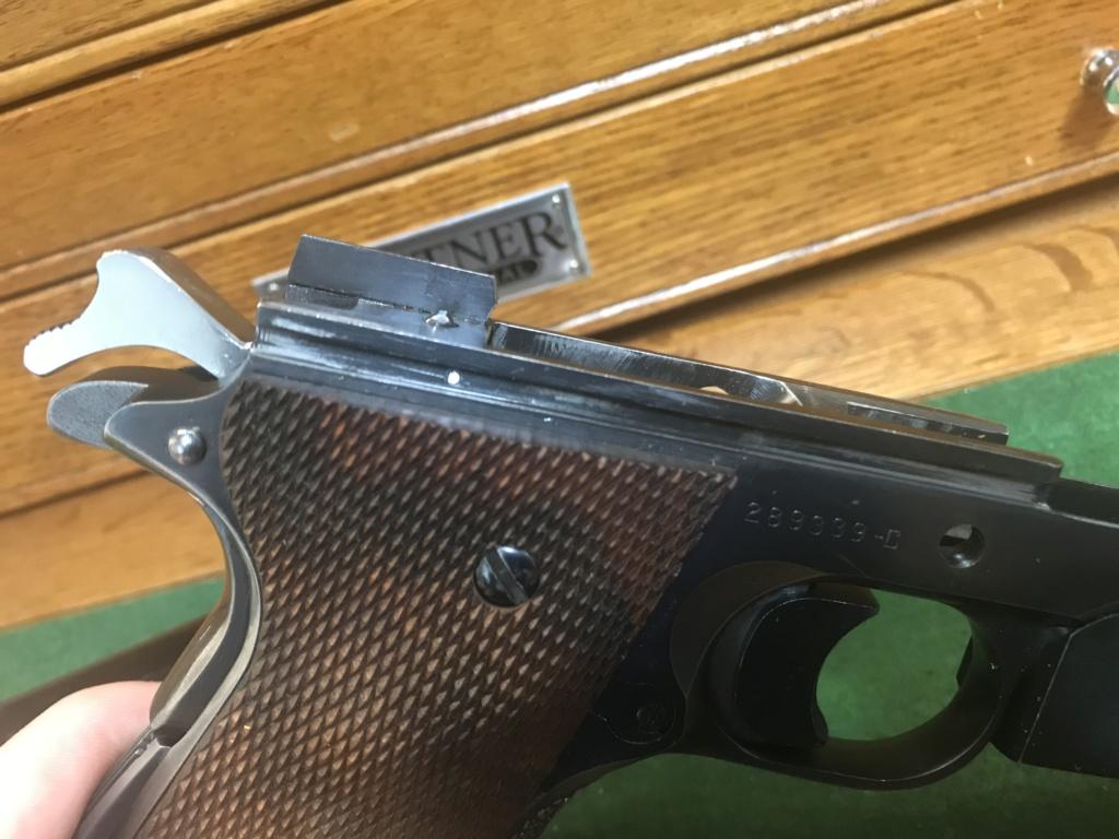 """SOLD 1961 Colt RL Shockey """"Deluxe Custom"""" now $1600 76622910"""