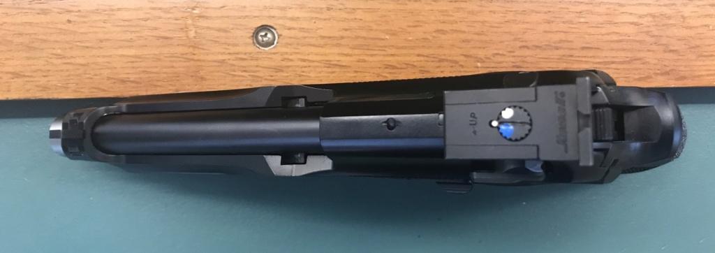 WTS MCP Beretta brigadier 9mm $1800 shipped. 8b9ee110
