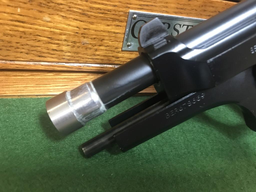 WTS MCP Beretta brigadier 9mm $1800 shipped. A2bf4d10