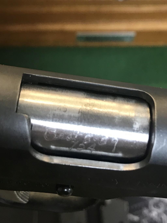 *sold* Jackie best Colt 1911 series 70 Hardball gun $1400 shipped Bc92f110