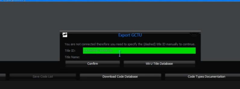 Unable to Confirm Title ID JGecko U v4.2.2 Screen54